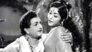Aggi Pidugu Songs - Yemo Yemo - N T R, Krishna Kumari