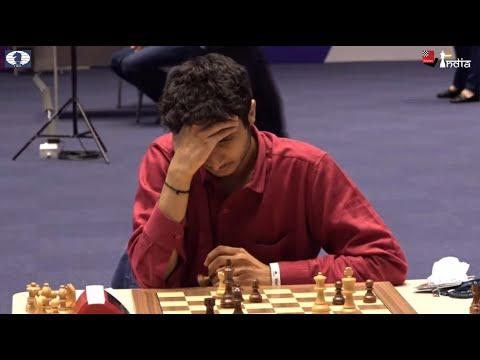 Vidit Gujrathi's final