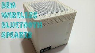 Bem Wireless Bluetooth Mobile Speaker