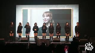 "180325《gu9udan""1st ASIA TOUR""亞洲巡迴見面會 香港站 2018》TALK + GOOD BOY"