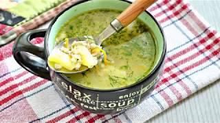 Куриный суп с овсяными хлопьями РЕЦЕПТЫ СУПОВ