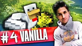 Minecraft | LANCIO DELLE UOVA, SPORT NAZIONALE! Vanilla #4