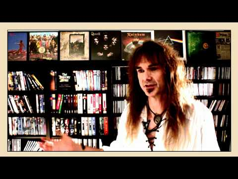 The concept behind Arjen Lucassen's 'Lost in the New Real'