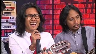 Drama Band - Biarkan lah Live @Hiptv9
