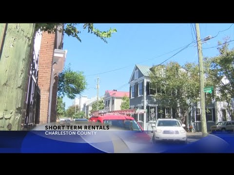 Charleston County committee discusses short term rental options