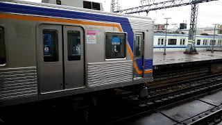 [元泉北車]南海3000系3515F+3513F空港急行関西空港行き@天下茶屋駅