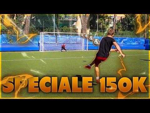 FREE KICK CHALLENGE! - SPECIALE 150.000 ISCRITTI!!