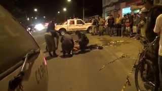 Vídeo: PM mata assaltante em São João del Rei