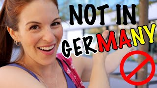 Do NOT Do This on Sunday in Germany 🙅♀️🇩🇪