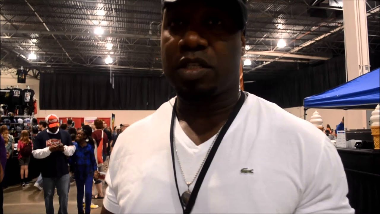 Henry Foster III - Actor - 2015 Motor City Comic Con