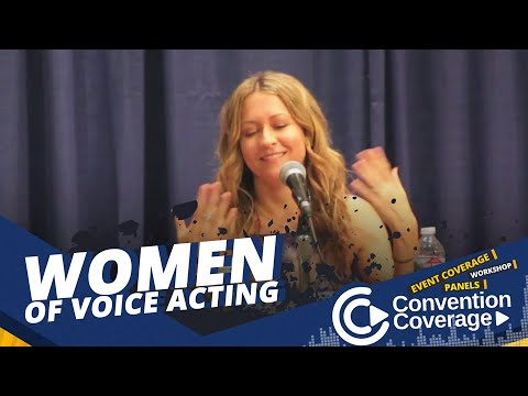 ConventionCoverage: Women Of Voice Acting SacAnime Summer 2017