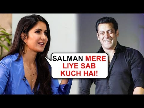 Katrina Kaif OPENS UP About Her Relationship With Salman Khan Mp3