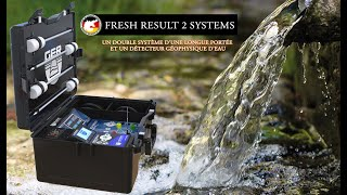 The full explanation of how to use fresh result 2 systems plus by our client in Brazil.