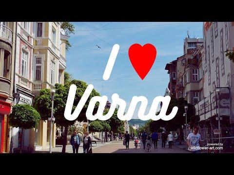 I LOVE VARNA | На разходка във Варна 2020