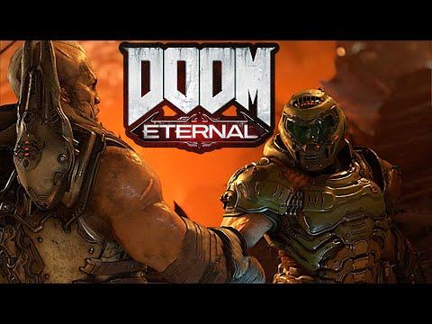 Doom Eternal - Прохождение #3.