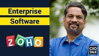 Zoho CEO Sridhar Vembu on Building an Enterprise Software Suite (CxOTalk #340)