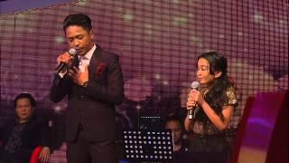 Ceria Popstar 3: Konsert Separuh Akhir - Pasqa & Hazama (Kehebatan Cinta)