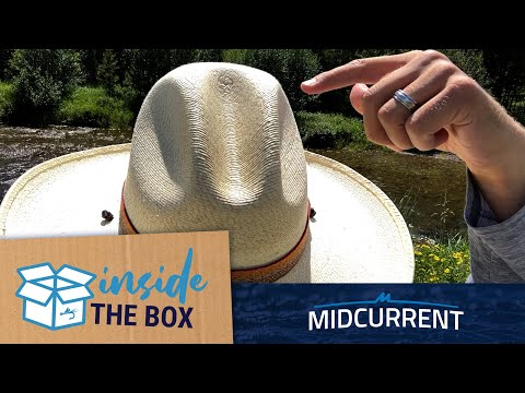 Inside The Box: Episode #19 - Fishpond Eddy River Hat