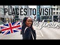 10 Cool Places You HAVE To Visit in London 2019! (hidden spots)