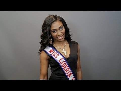 MISS LIBERIA USA 2014 FOR MISS AFRICA USA