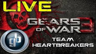 "Gears of War 3 Live Stream #14 - 1/12/12 ""GB's with Kal, John, & CooL"""