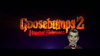 Download Video Goosebumps 2: Haunted Halloween |  Slappy | In Cinemas Oct 26 MP3 3GP MP4