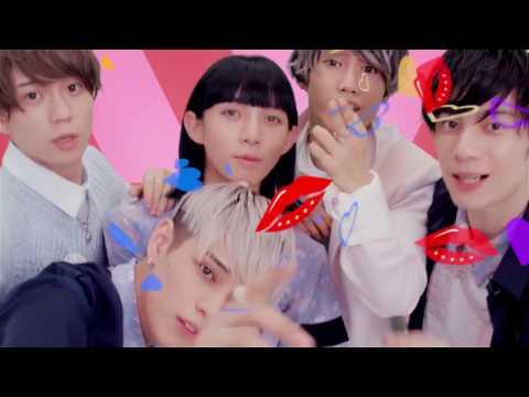 XOX(キスハグキス)×ヒャダイン『Let's ぷるぽん!!』MV