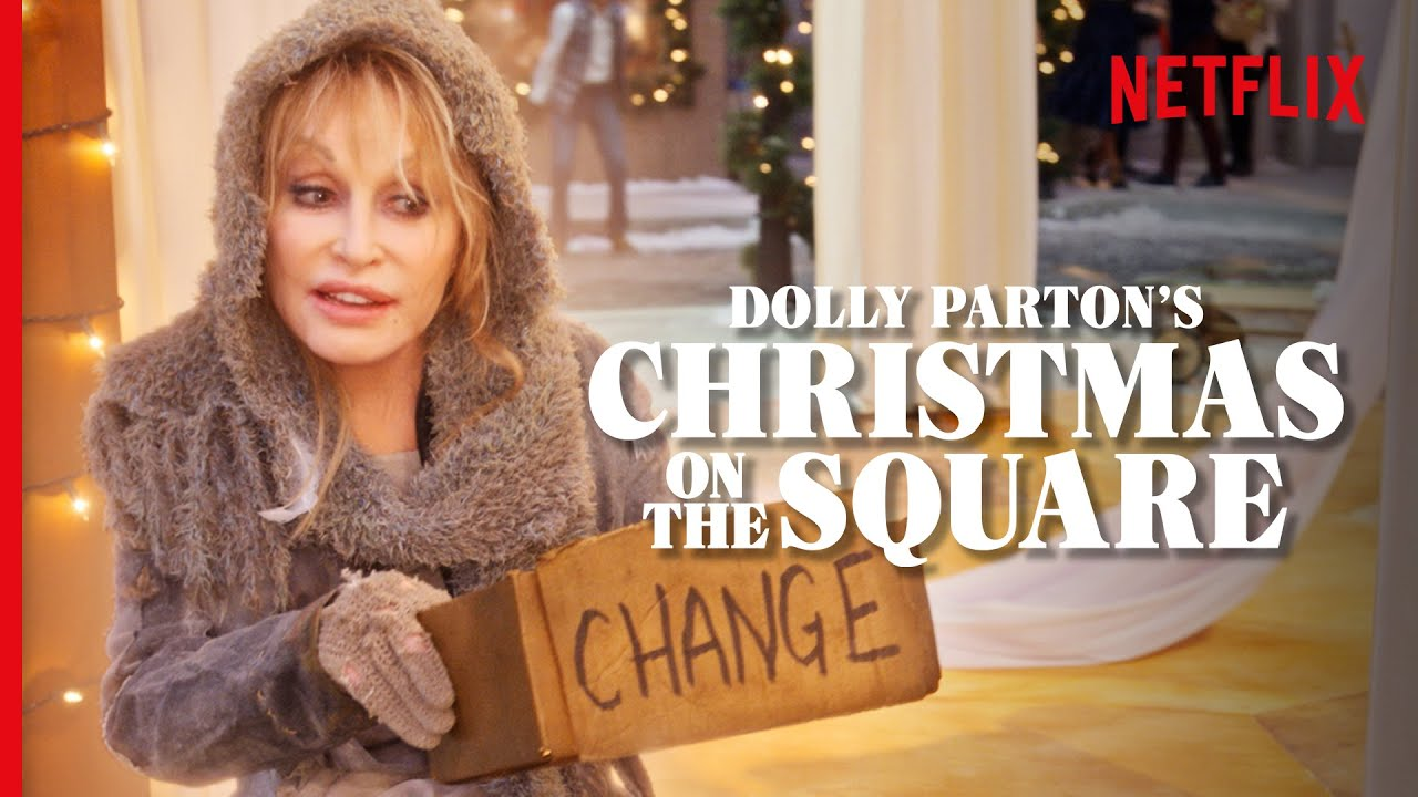 Christmas Is (Official Video) - Dolly Parton's Christmas On The Square
