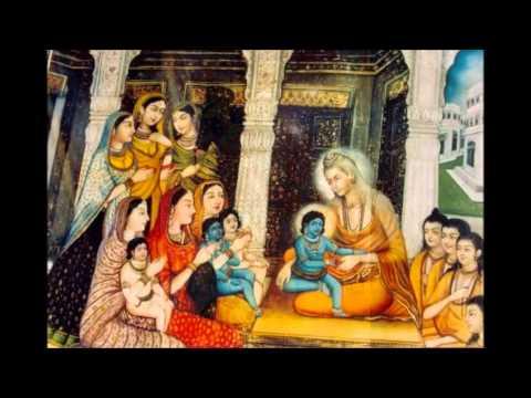 Sri Caitanya-caritamrta, Adi 05 - The Glories of Lord Nityananda Balarama