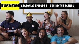 THE AMAZING RACE SEASON 29 EP 5 WITH THE CAST