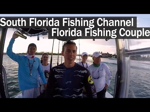 Tuna Fishing (Catch And Cook) With Florida Fishing Couple And South Florida Fishing Channel