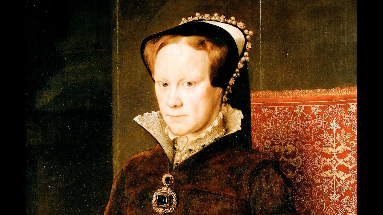 """Queen Mary I """"Bloody Mary"""" (1516-1558) - YouTube"""