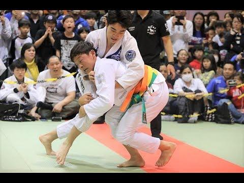 Sho Shirai vs Gabriel Nishioka / COPA BULLTERRIER JR 2019