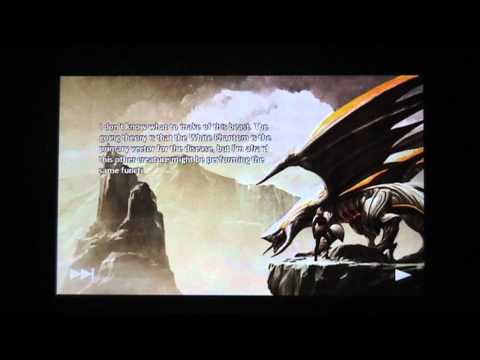 Crimson Dragon: Side Story - Story Mode - World 1