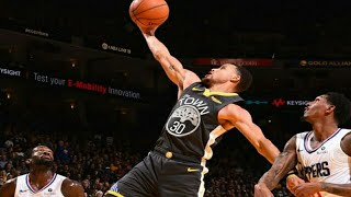 #NBA #Clippers #warriors  LA Clippers vs Golden State Warriors Highlights 12/23/2018