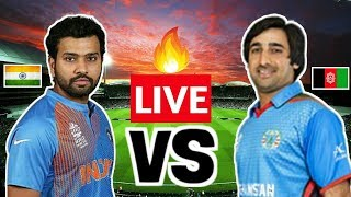 PTV Sports Live Streaming | INDIA VS AFGHANISTAN