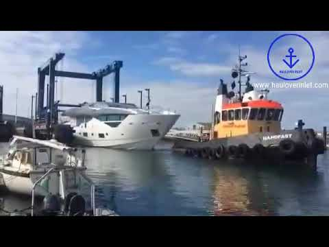 What Was This Guy Thinking?  Tugboat Fail