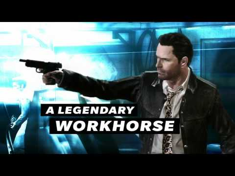 The Weapons Of Max Payne 3   1911 Semi Automatic Pistol