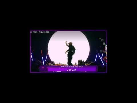 Jack xuất hiện tại ZMA 2020  .