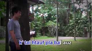 karen song 2012 in Thailand แอบรักเพื่อน.mpg