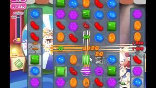 Candy Crush Saga Level 1378 NO BOOSTER
