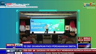 Trade Expo Indonesia 2021 Diharapkan Pacu Ekonomi Digital