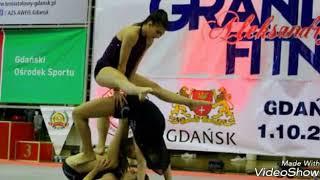Akademia Fitness FIT KID dla dzieci i młodzieży Aleksandry Kobielak 2017