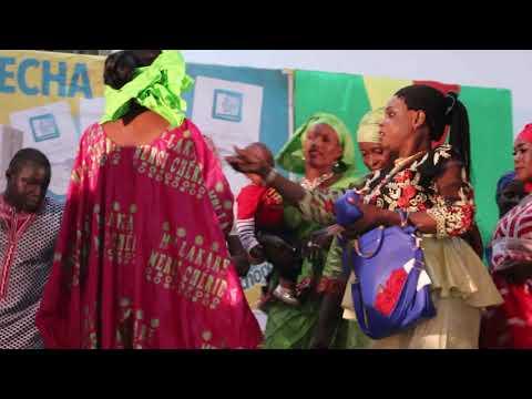 Les frères zikiri en concert live à Sikasso
