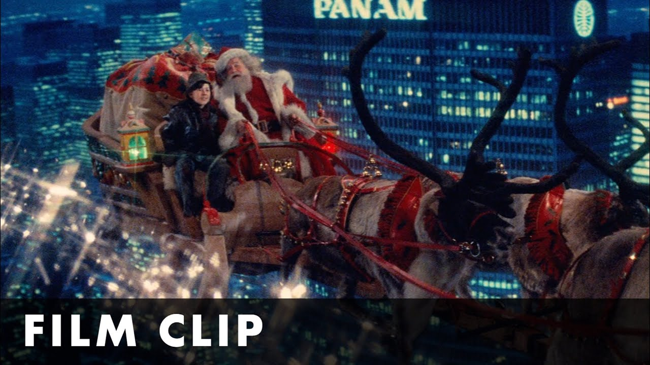 Download SANTA CLAUS: THE MOVIE - A Trip Across New York City Clip