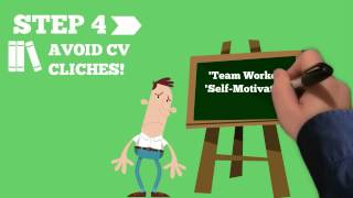 6 Tips of what not to put on your CV