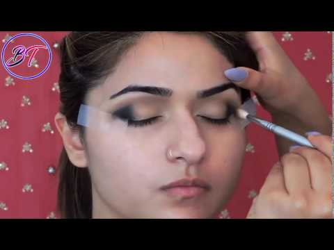 Traditional Bridal Makeup Tutorial