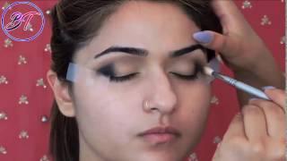 Asian-Pakistani-Indian traditional Bridal Makeup Tutorial