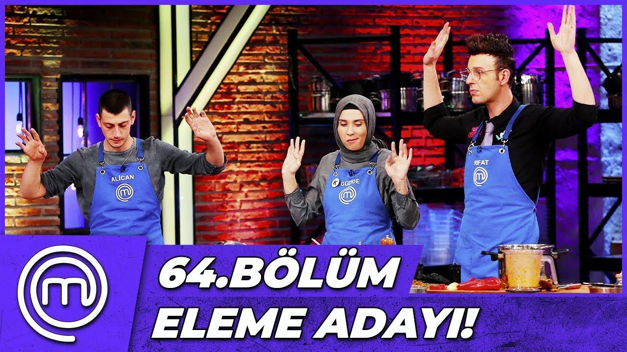 MasterChef Türkiye 64.Bölüm Özet   BİRİNCİ ELEME ADAYI!