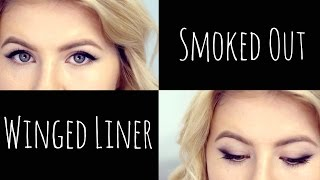 Smoked Out Winged Liner Thumbnail